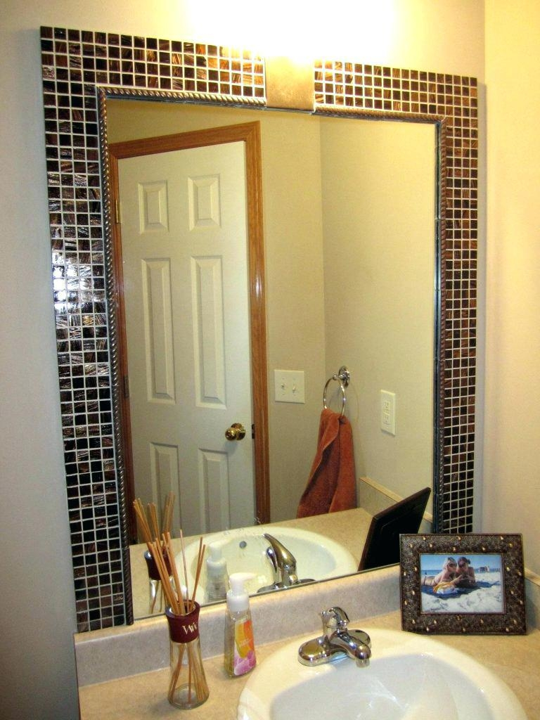 Large Mirrored Frames – Amlvideo With Regard To Large Mosaic Mirror (Image 5 of 20)