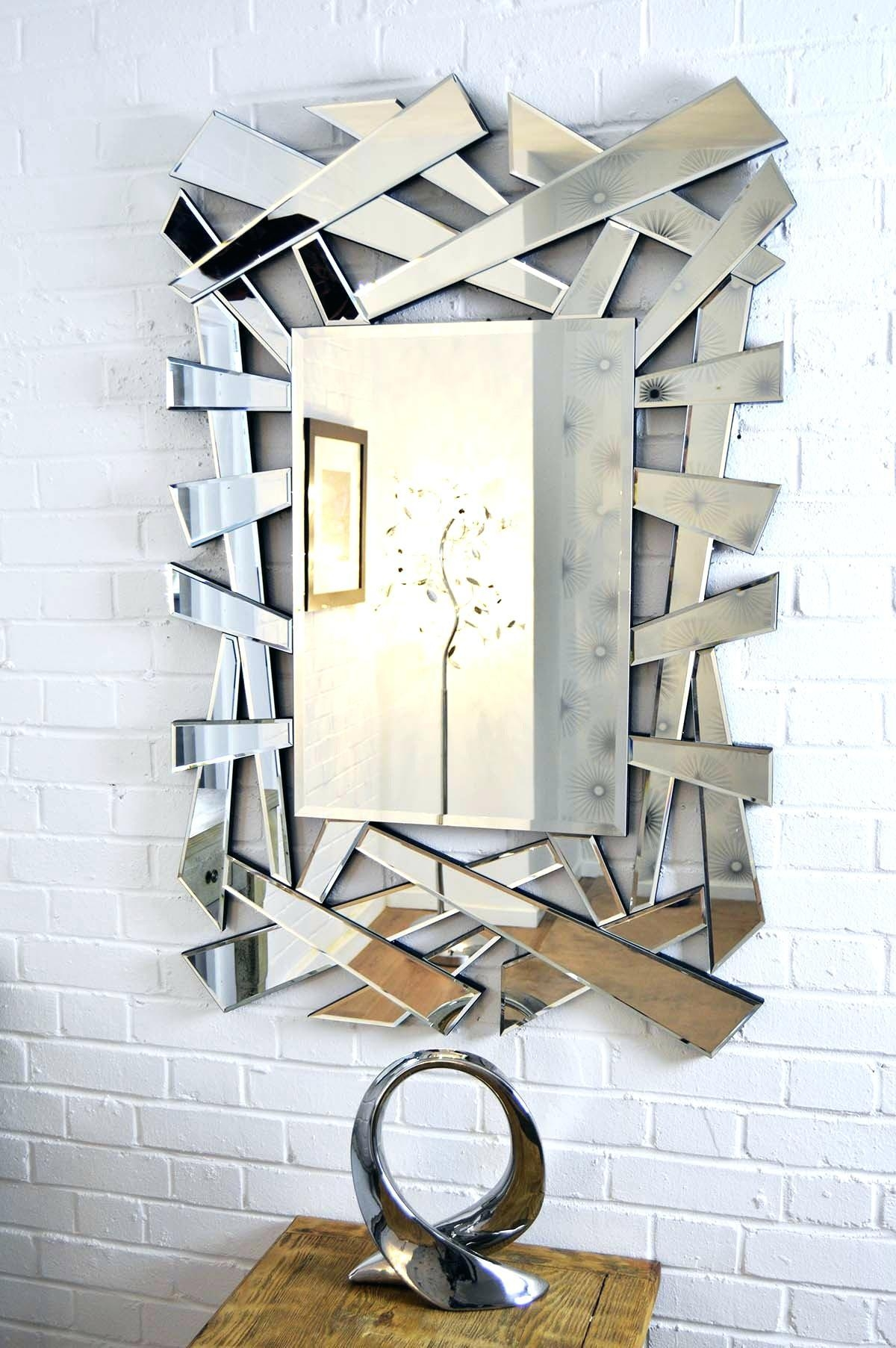 Large Modern Venetian Mirror Round Starburst – Shopwiz Within Modern Venetian Mirror (View 11 of 20)