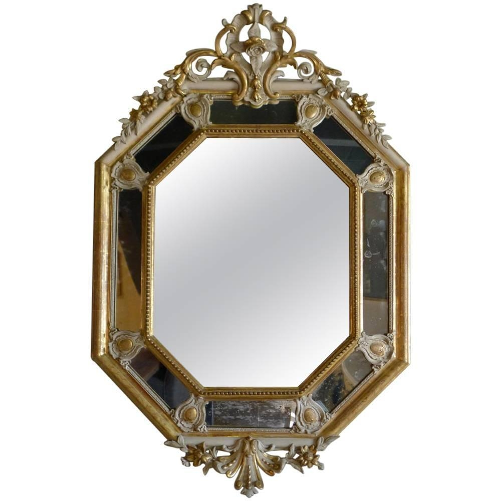Large Oval Baroque Mirror Wall Acedf – Surripui Pertaining To Baroque Wall Mirror (View 17 of 20)