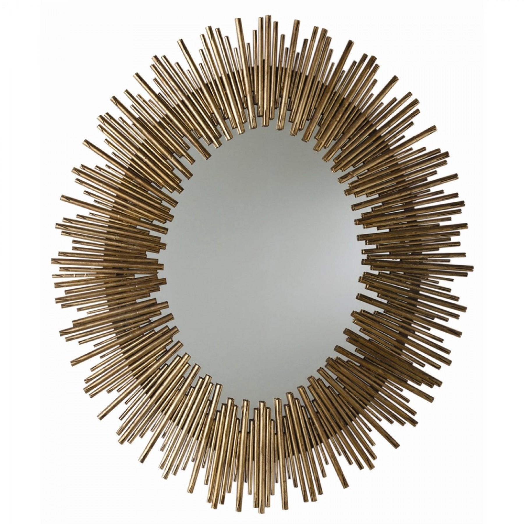 Large Oval Mirror Intended For Large Oval Mirror (Image 12 of 20)