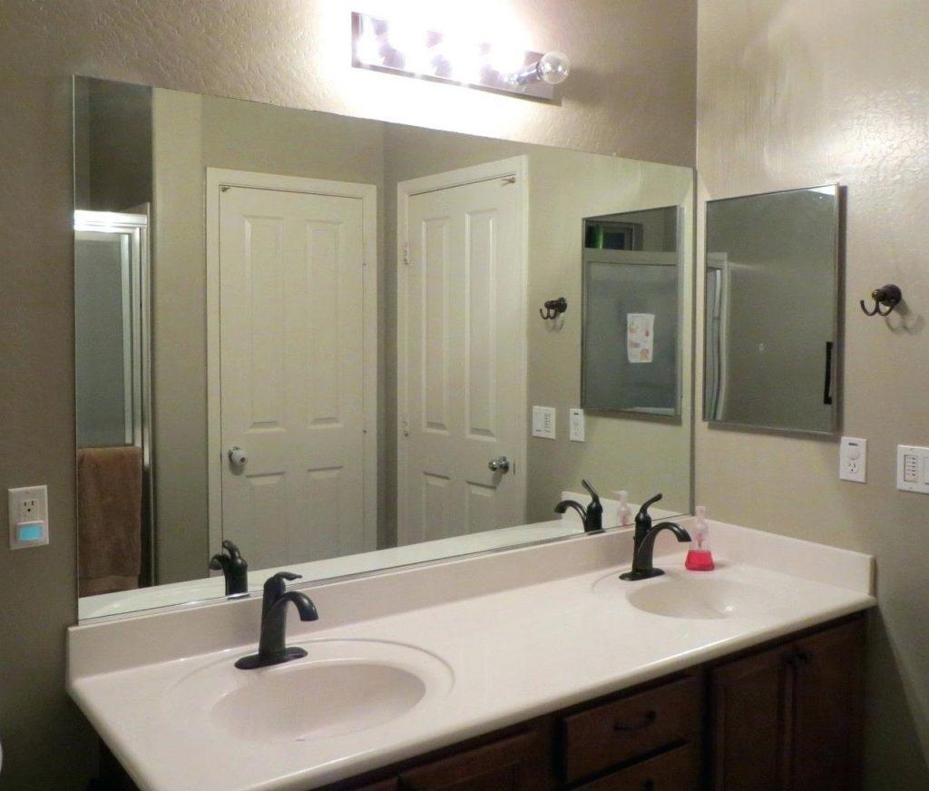 Large Rectangular Mirror For Walls – Shopwiz Regarding Oval Cream Mirror (View 15 of 20)