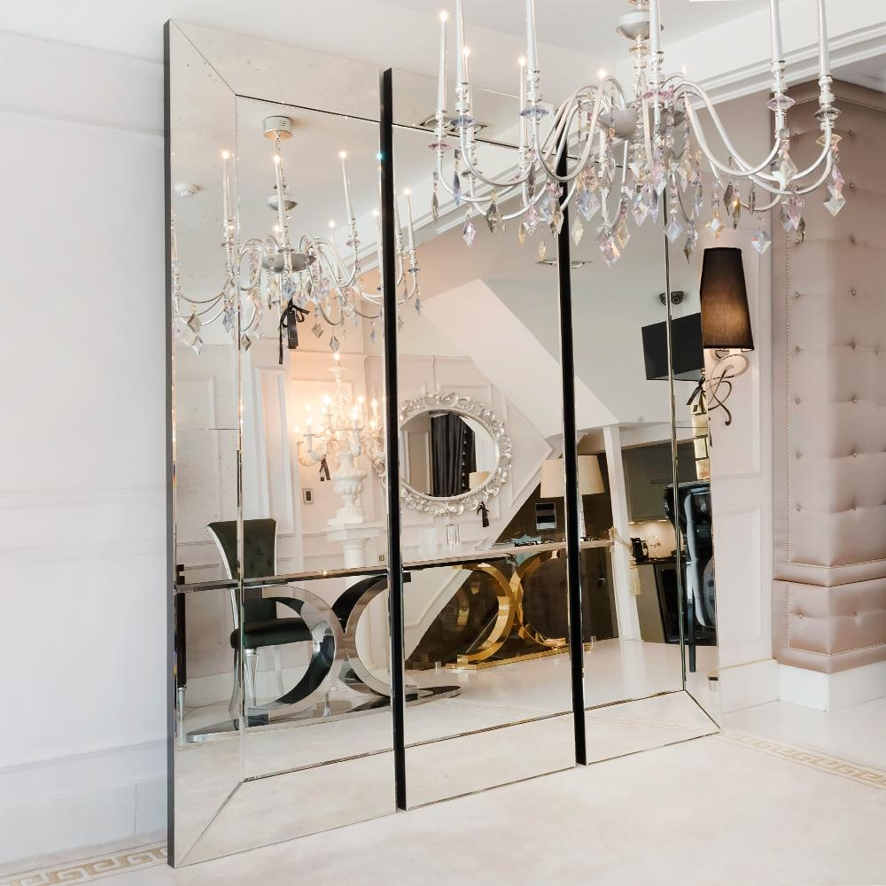 Large Venetian Style Sectional Mirror | Juliettes Interiors Within Large Venetian Mirrors (View 19 of 20)