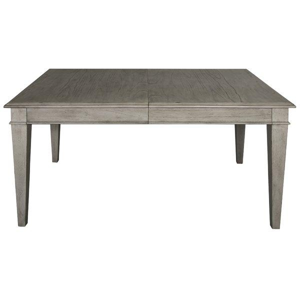 Lark Manor Aya Extendable Dining Table & Reviews | Wayfair With Regard To Extending Dining Tables (Image 15 of 20)