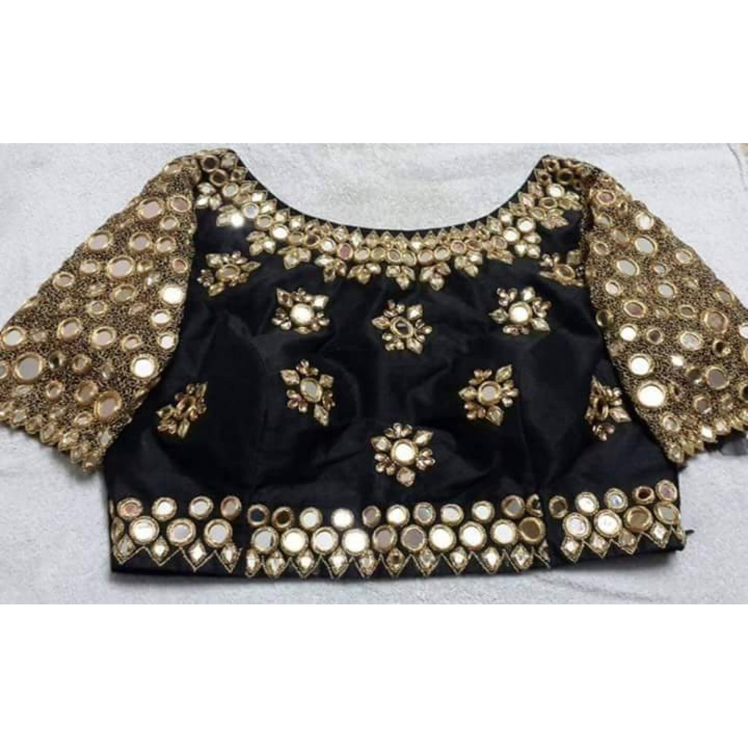 Latest Bridal Readymade Blouses Online Shopping India With Low Pertaining To Online Shopping Mirror (View 20 of 20)
