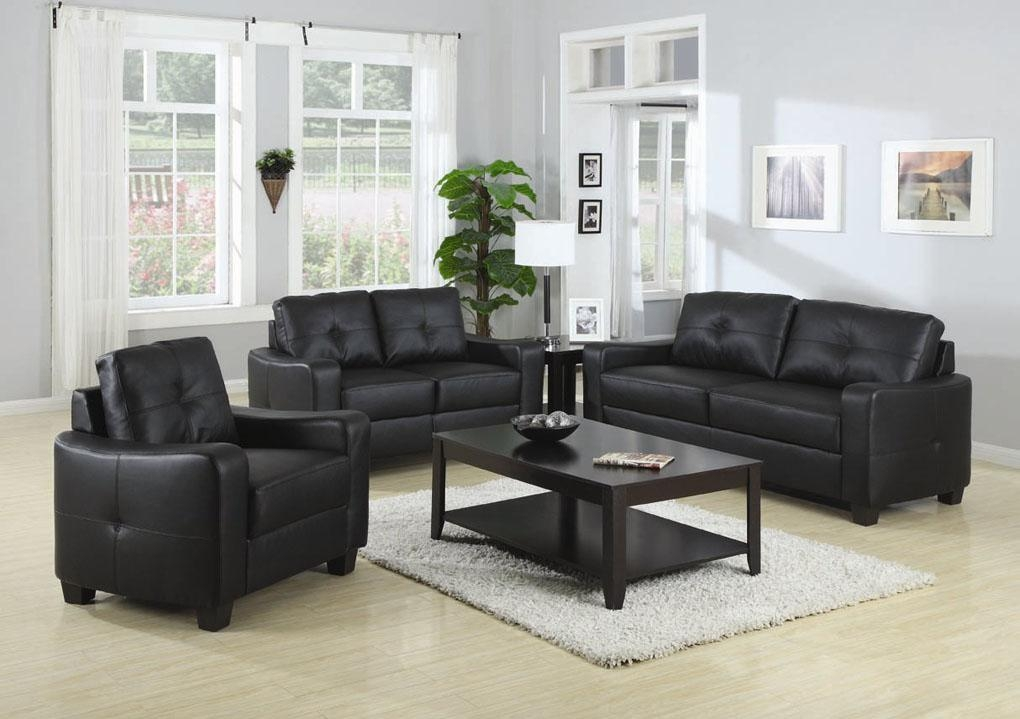 Leather Furniture Sets Burgundy Leather Sofa Living Room Furniture Inside Burgundy Leather Sofa Sets (Image 13 of 20)