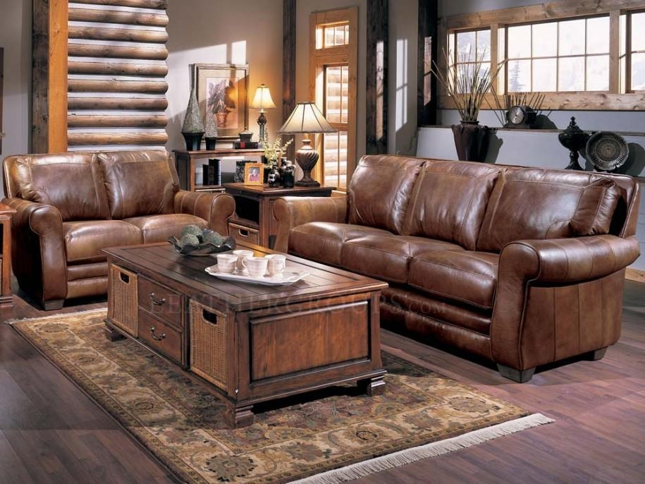 Leather Furniture Sets Burgundy Leather Sofa Living Room Furniture Throughout Burgundy Leather Sofa Sets (Image 16 of 20)
