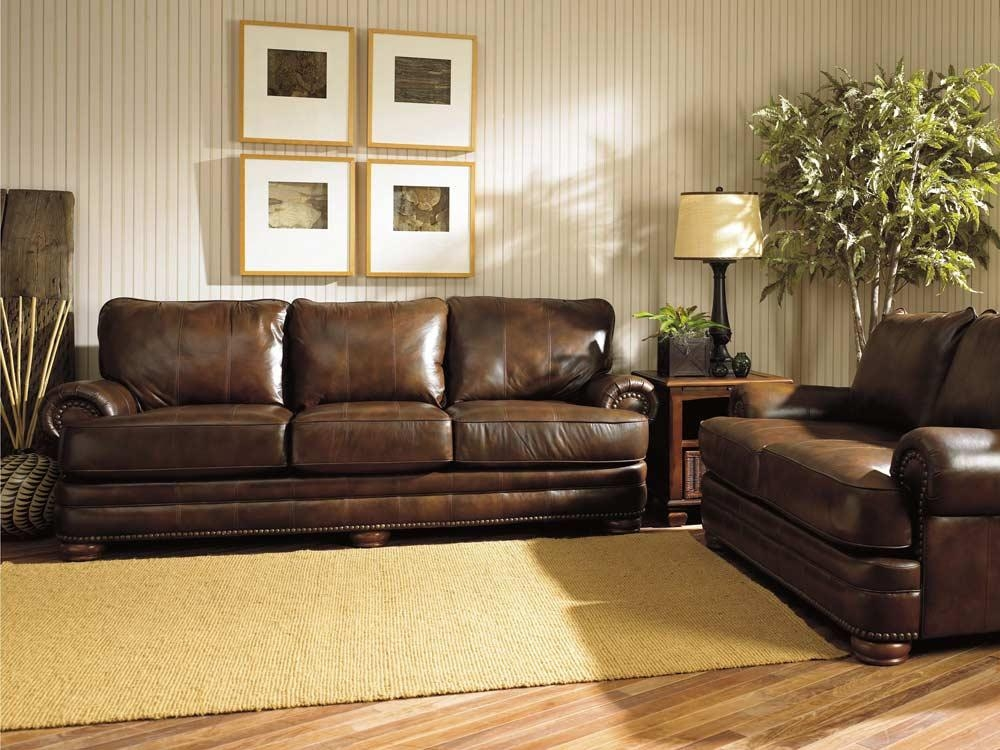 Leather Furniture Sets Burgundy Leather Sofa Living Room Furniture Throughout Burgundy Leather Sofa Sets (Image 15 of 20)