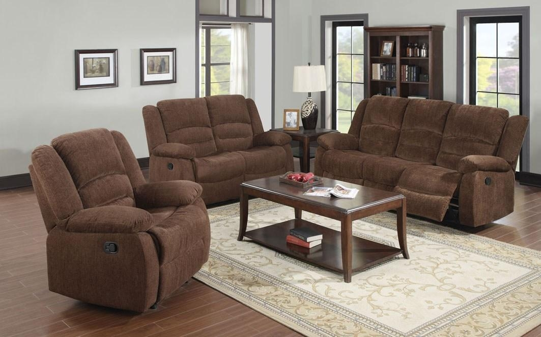 Leather Reclining Sofa And Loveseat – Leather Sofa And Loveseat Pertaining To Reclining Sofas And Loveseats Sets (Image 11 of 20)