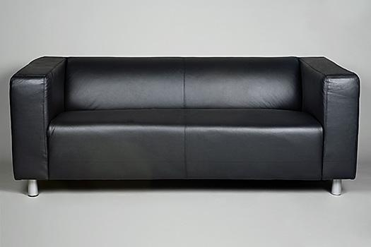 Leather Sofa Black | Design Your Life With Regard To Black Modern Couches (Image 10 of 20)