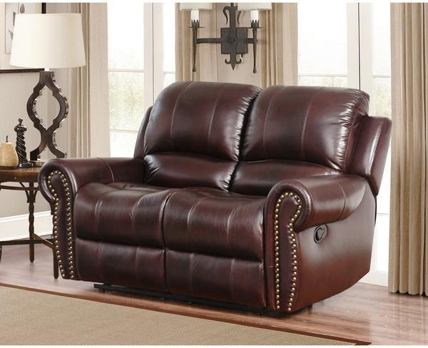 Leather Sofa Guide – Leather Furniture Reviews, Guides And Tips In Abbyson Recliners (Image 16 of 20)