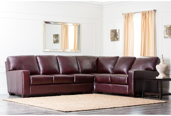 Leather Sofa Guide – Leather Furniture Reviews, Guides And Tips In Abbyson Sectional Sofas (Image 16 of 20)