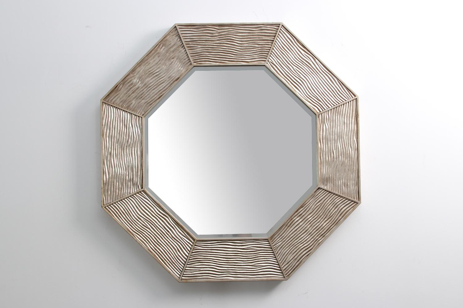 Lennox Mirror – Silver | Forwood Design Within Modern Silver Mirror (Image 10 of 20)