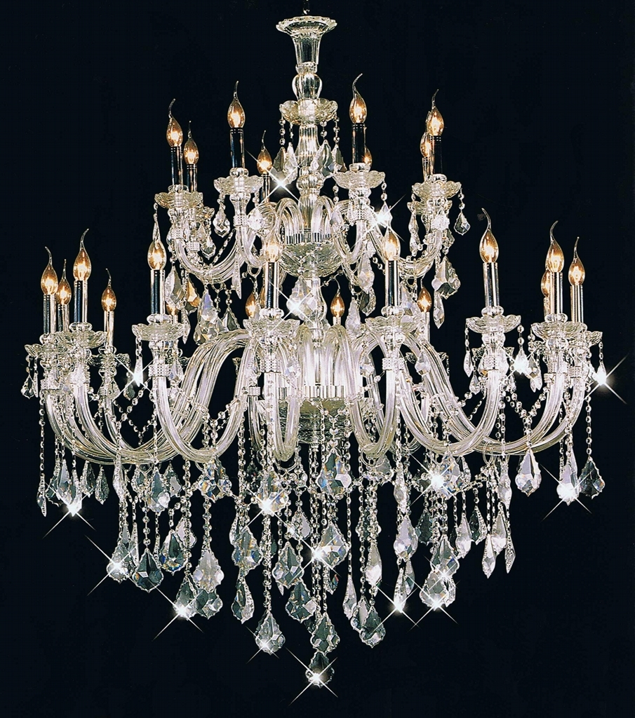 Lesfressange89 You Light Up My Life Architecture Inside Palaces Intended For Cheap Faux Crystal Chandeliers (Image 19 of 25)