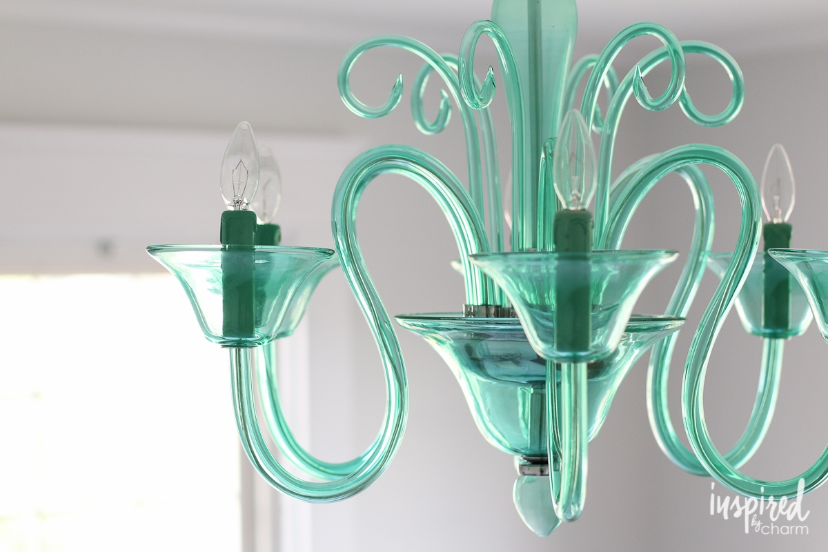 Light Design Action Inspired Charm Throughout Turquoise Chandelier Lights (View 25 of 25)