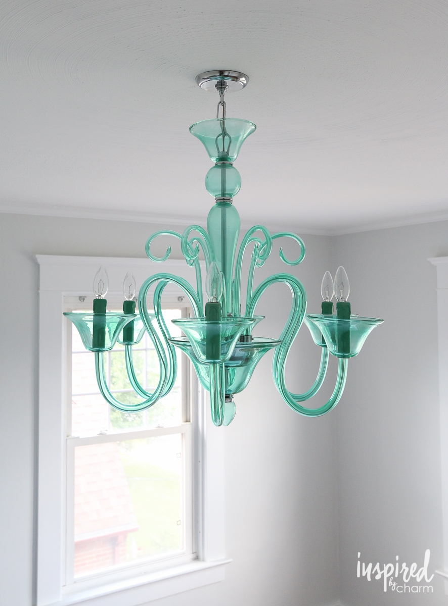 Light Design Action Inspired Charm With Regard To Turquoise Chandelier Lights (View 10 of 25)
