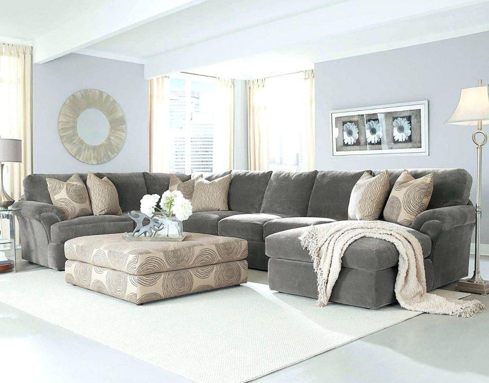 Light Grey Sectional – Vupt With Regard To Bradley Sectional Sofas (Image 14 of 20)