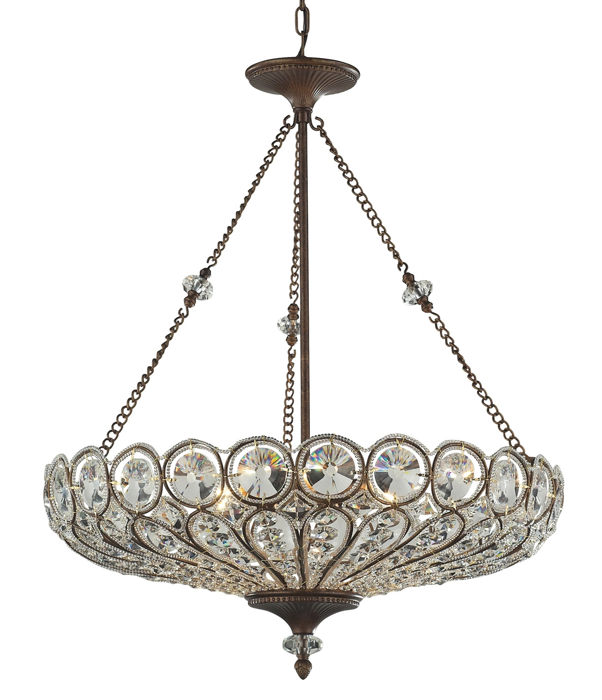 Featured Image of Inverted Pendant Chandeliers