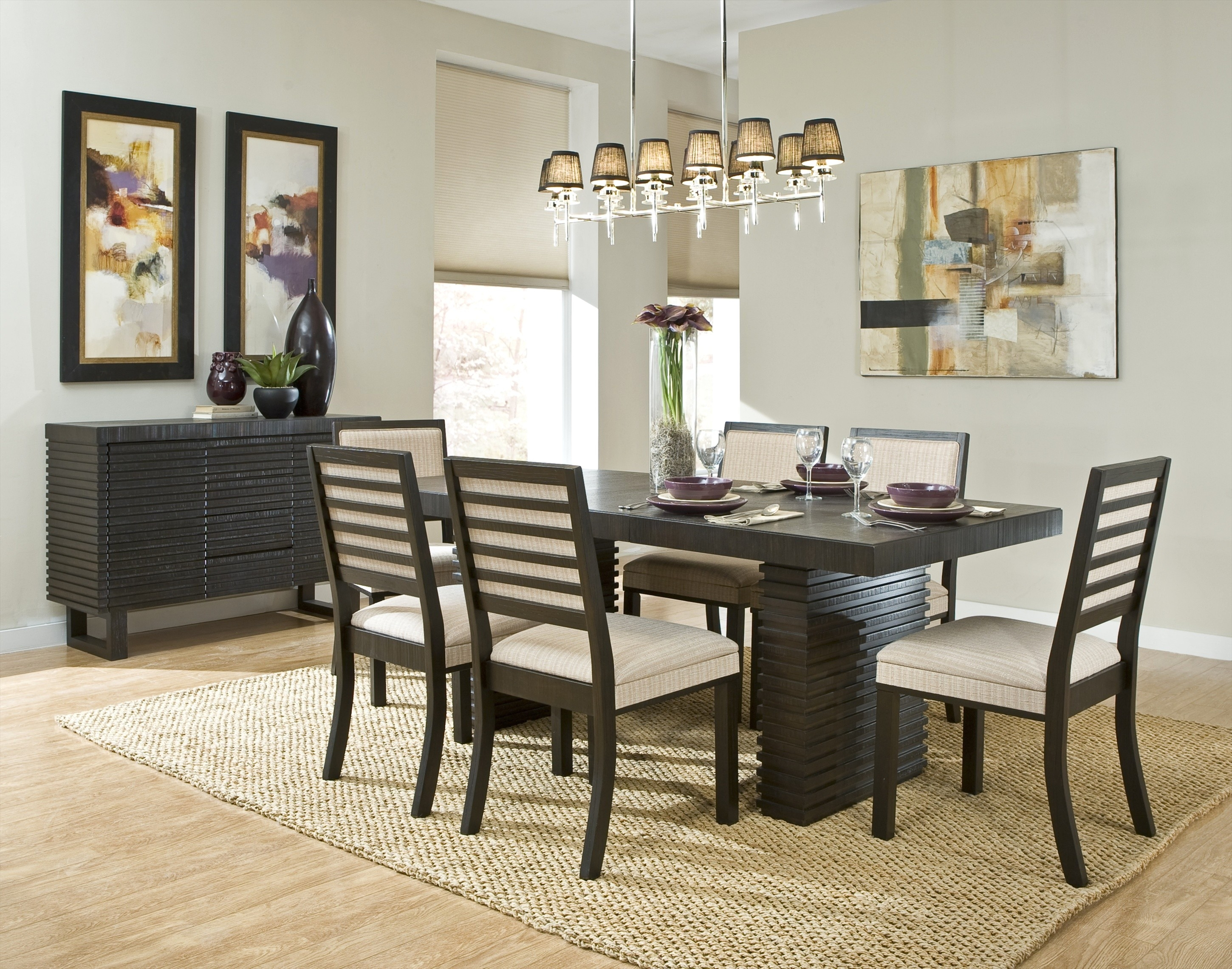 Lighting Beautiful Lowes Chandelier For Home Lighting Ideas Regarding Black Chandeliers With Shades (Image 15 of 25)