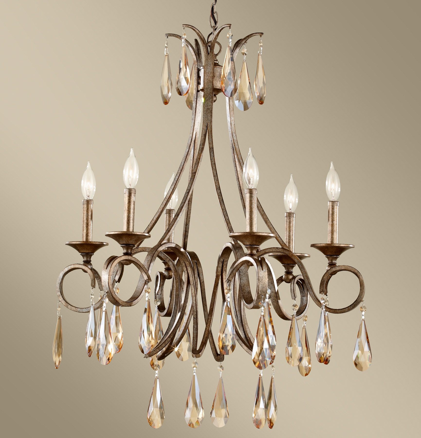 Lighting Elegant Feiss Lighting For Awesome Home Lighting Idea With Regard To Feiss Chandeliers (Image 11 of 25)