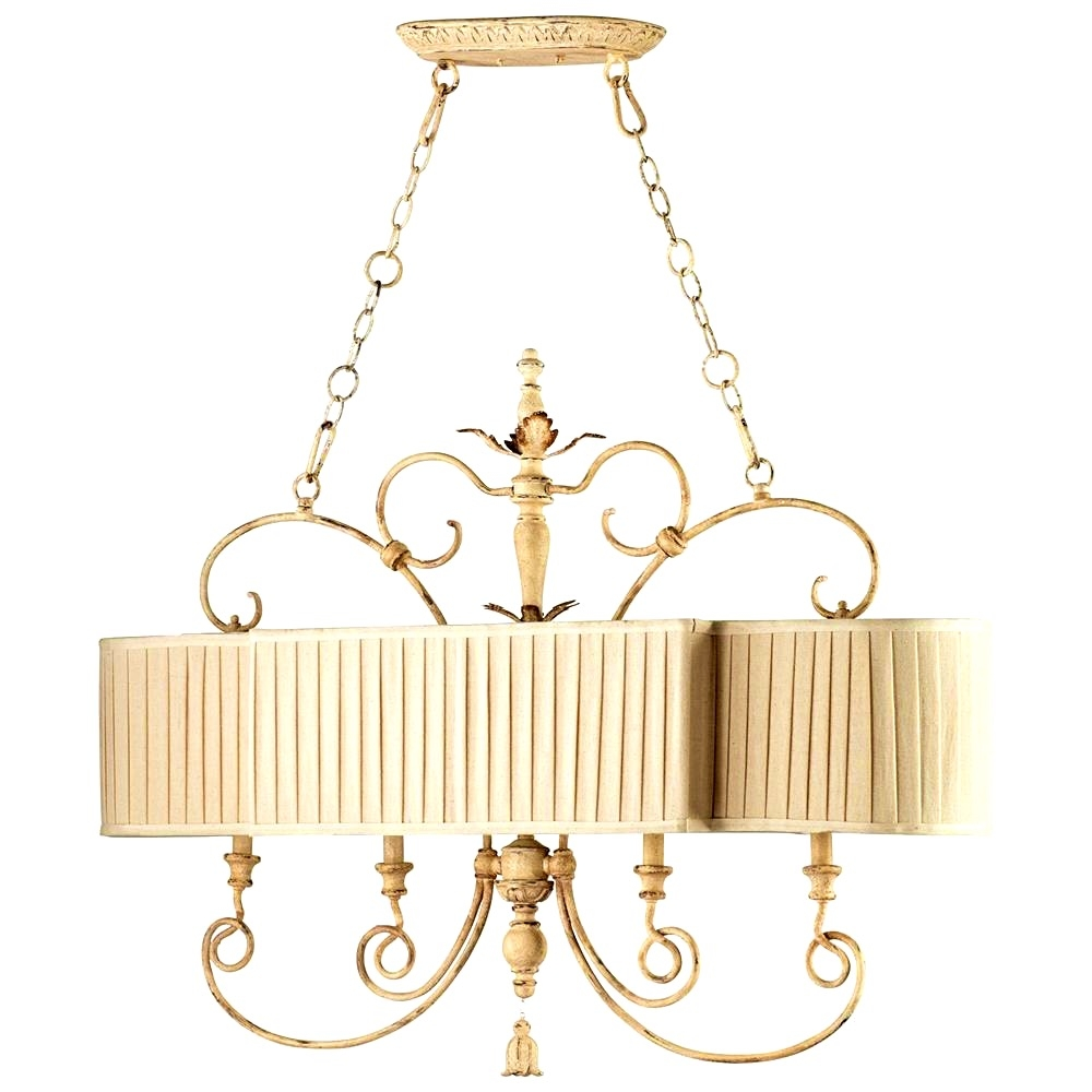 Lighting Fixtures Astounding Maison French Country Antique White 4 Regarding French Country Chandeliers (View 21 of 25)