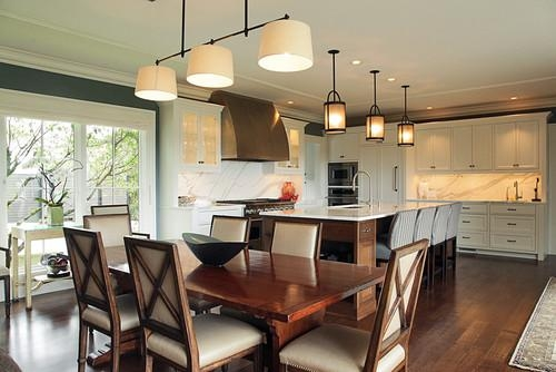 Lighting For Over Dining Room Table With Regard To Lights Over Dining Tables (Image 15 of 20)