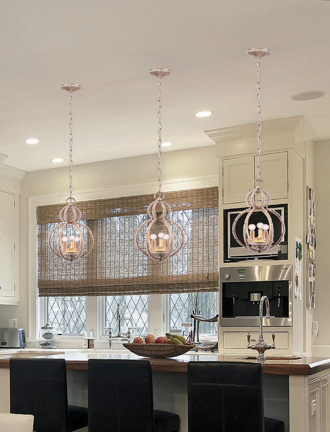 Featured Image of Wall Mounted Mini Chandeliers
