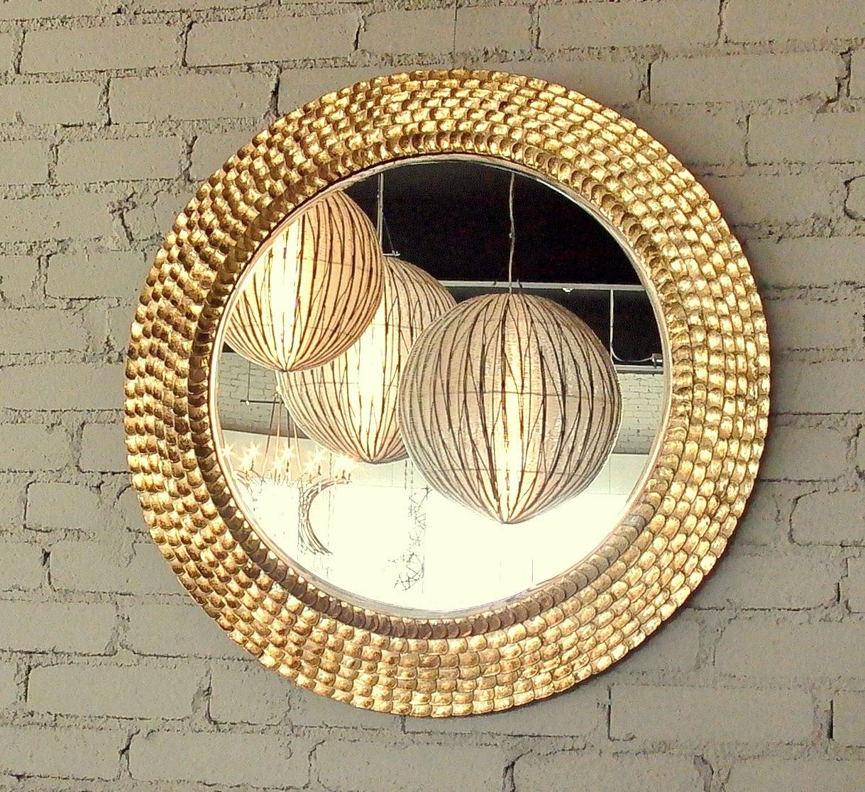 Lighting, Mirrors & Occasionals – Artefact Home | Garden Throughout Gold Round Mirrors (Image 12 of 20)