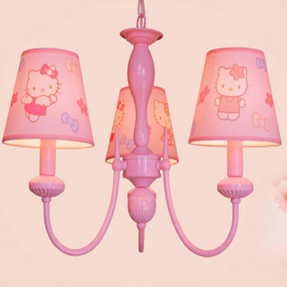 Lighting Popular Kids Room Chandeliers Buy Cheap Lots Font Led For Turquoise And Pink Chandeliers (View 15 of 25)
