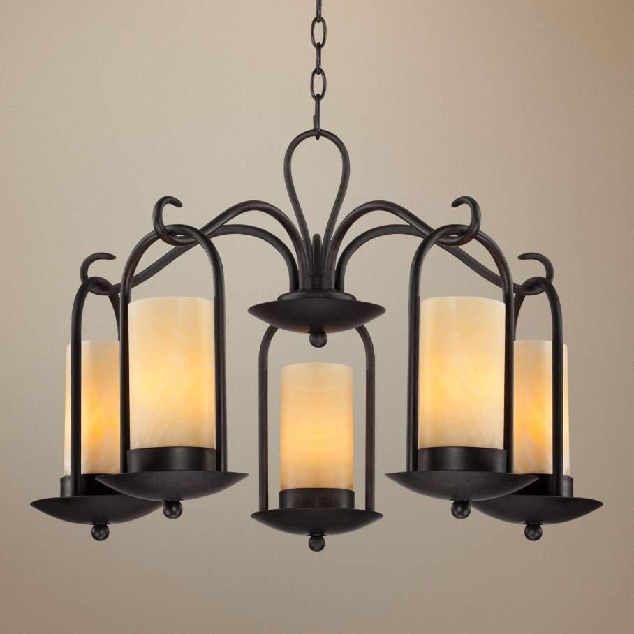 Lighting Wonderful Candle Chandelier Non Electric For Modern With Led Candle Chandeliers (Image 12 of 25)