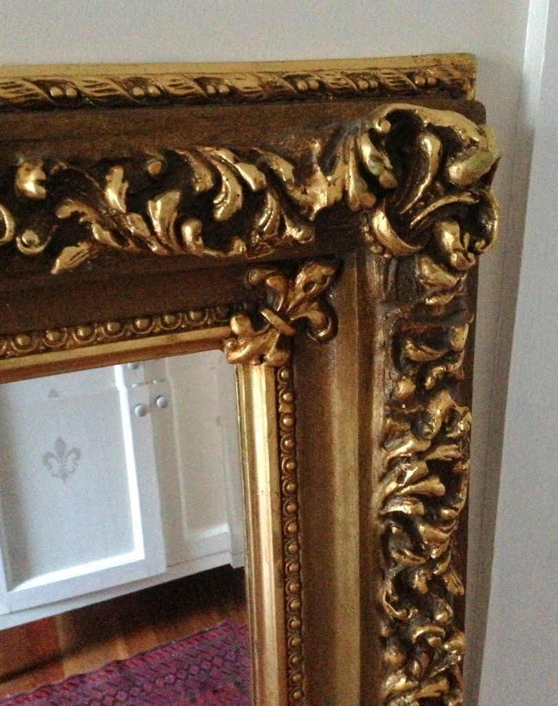 Lilyfield Life: Everyone Has A Thing For Gold Mirrors Pertaining To Beautiful Mirrors For Sale (Image 17 of 20)