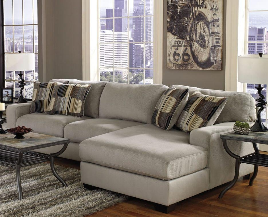 Living Room : Attractive Living Room Sleeper Sofa With Grey Throughout Microsuede Sleeper Sofas (Image 6 of 20)