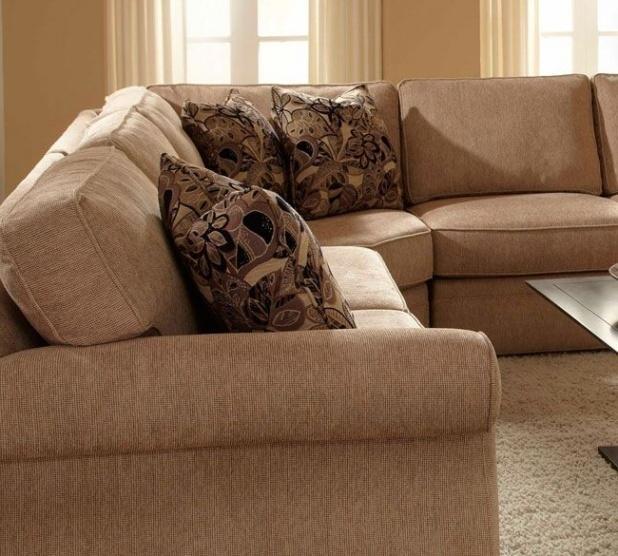 Living Room Broyhill Sectional Sleeper Sofa – Interior Design Regarding Broyhill Sectional Sleeper Sofas (Image 15 of 20)