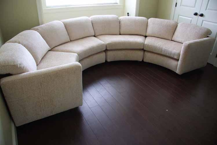 Living Room Elegant Custom Sofas Vancouver Bc Leather Small Scale Regarding Small Scale Sectional Sofas (View 18 of 20)