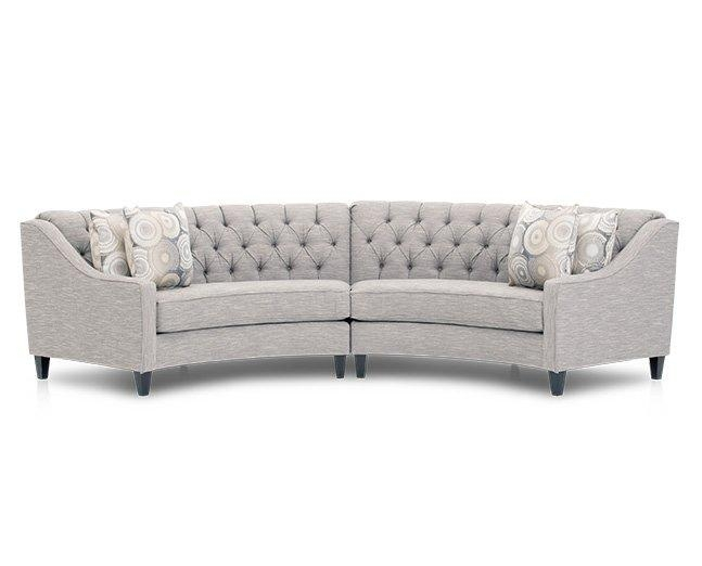 Living Room Furniture, Sofas & Sectionals | Furniture Row Regarding Alan White Loveseats (Image 17 of 20)