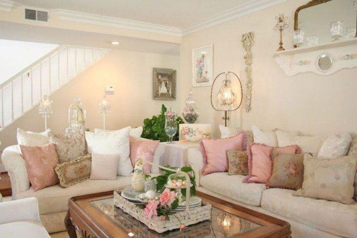 Living Room Incredible Best 20 Shab Chic Sofa Ideas On Pinterest Pertaining To Shabby Chic Sectional Sofas Couches (Image 14 of 20)