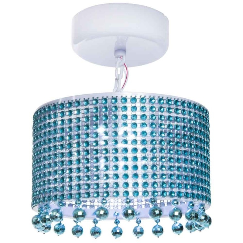 Locker Chandelier Light With Magnet Five Below Intended For Turquoise Locker Chandeliers (Image 18 of 25)