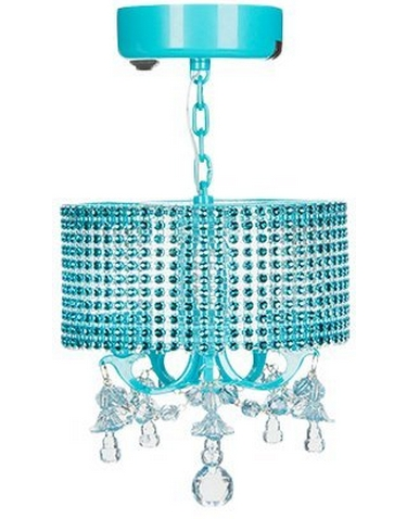 Locker Chandeliers And Lights From 966 Shipped Kasey Trenum Inside Turquoise Locker Chandeliers (Image 21 of 25)