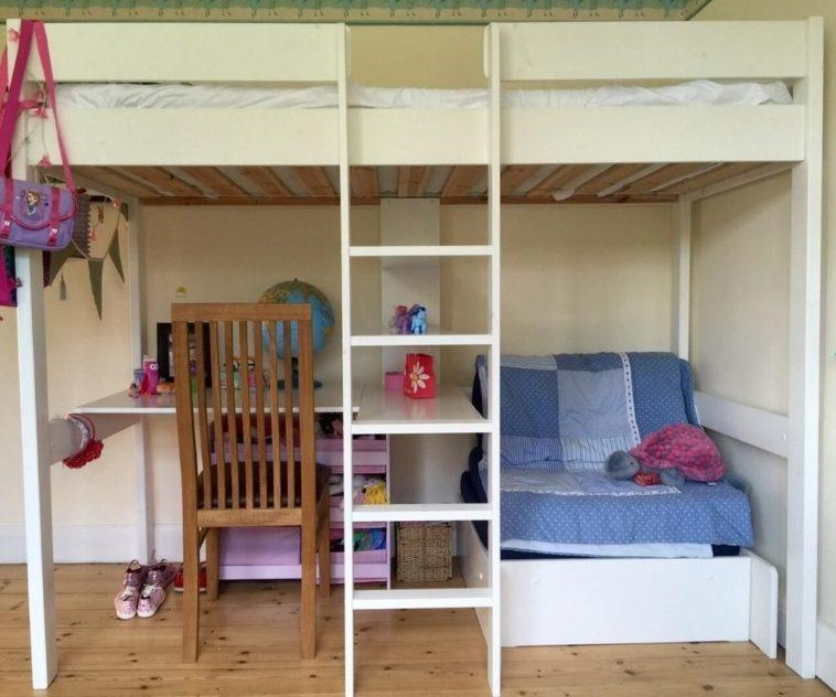 Loft Bed With Couch (Image 16 of 20)