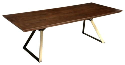 London Loft Dining Table Regarding London Dining Tables (Image 14 of 20)