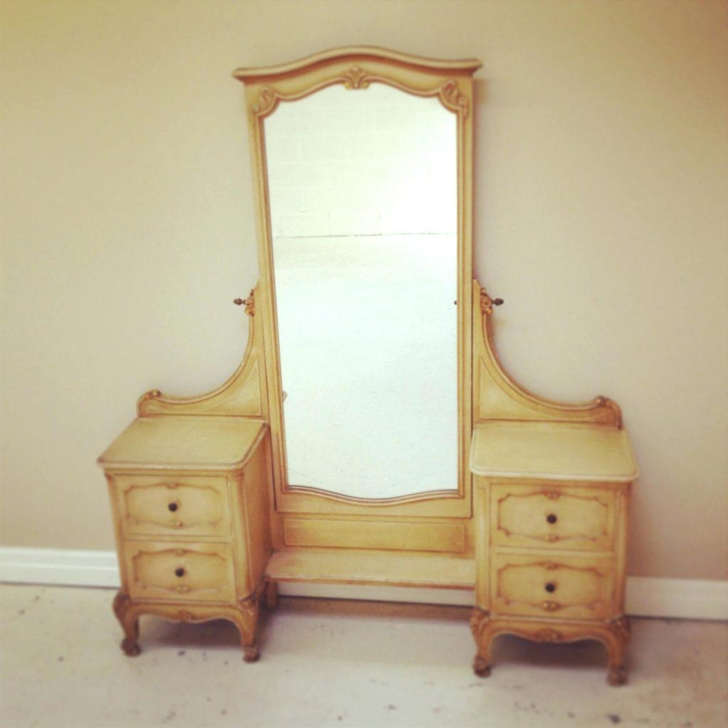Long Mirror Dressing Table – Shopwiz With Vintage Long Mirror (Image 15 of 20)