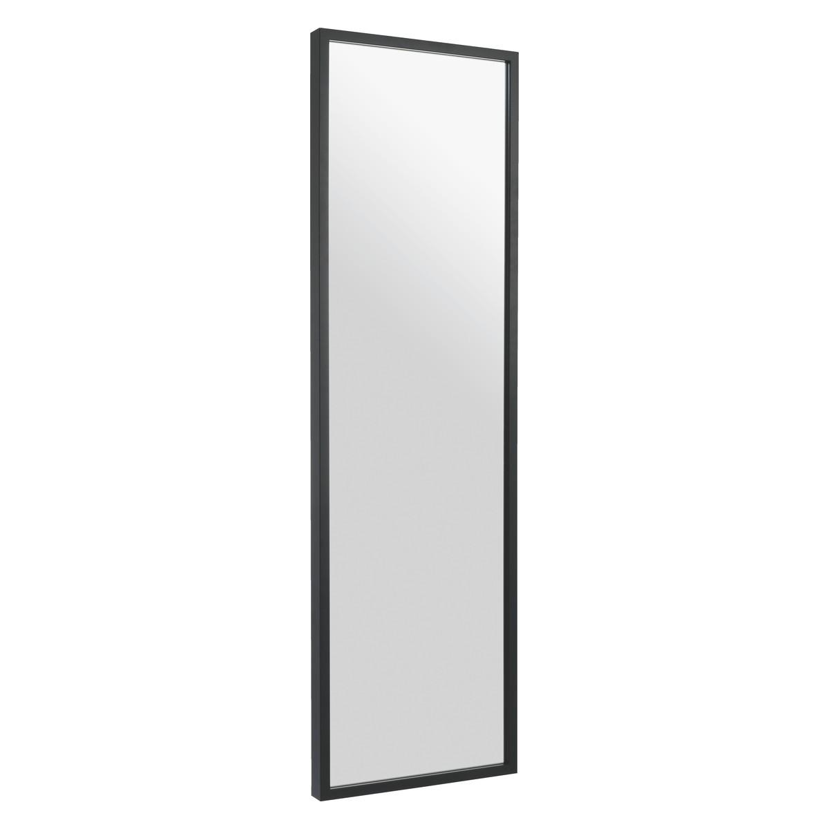 Featured Image of Long Black Wall Mirror