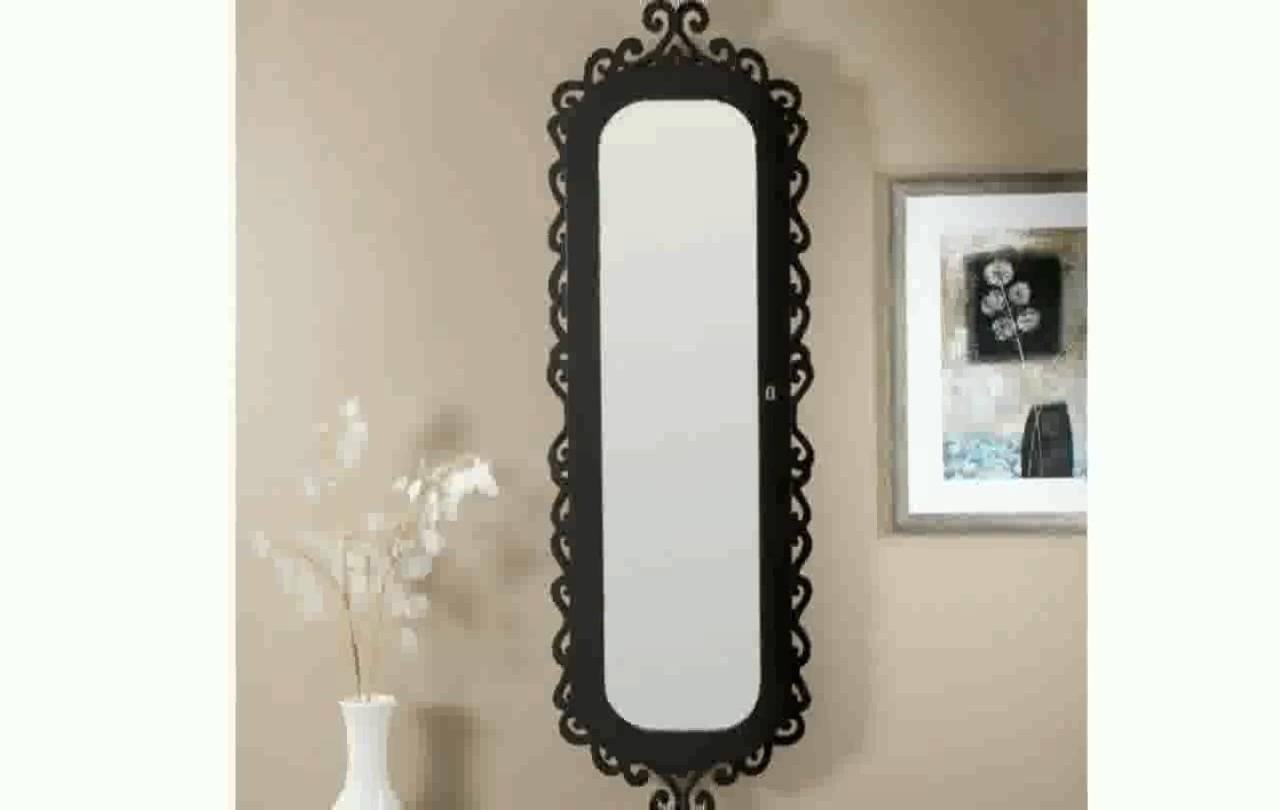 Long Wall Mirrors – Youtube Inside Long Black Wall Mirror (Image 14 of 20)