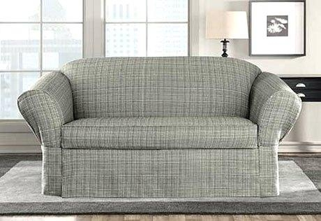 Loveseat ~ Loveseat Slipcovers 3 Piece Loveseat Slipcovers T Throughout Loveseat Slipcovers 3 Pieces (View 13 of 20)