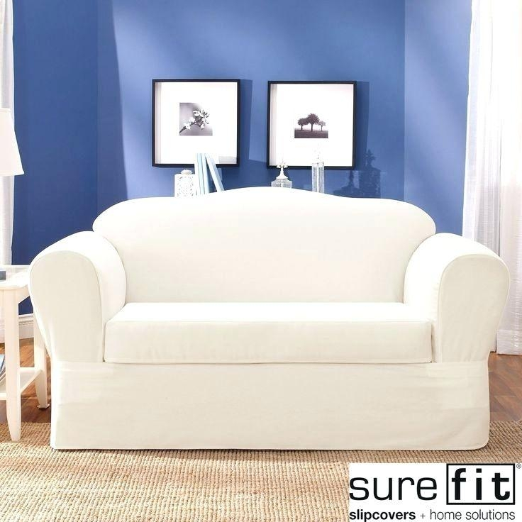 Loveseat ~ Loveseat Slipcovers 3 Piece Loveseat Slipcovers T With Regard To Loveseat Slipcovers 3 Pieces (View 8 of 20)