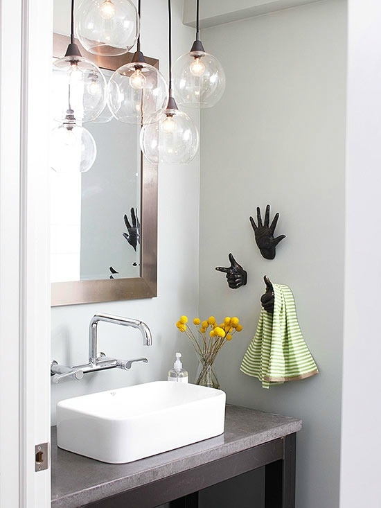 Luxurious Bathroom Chandeliers Home Decorating Blog Community Within Chandelier Bathroom Lighting Fixtures (Image 17 of 25)