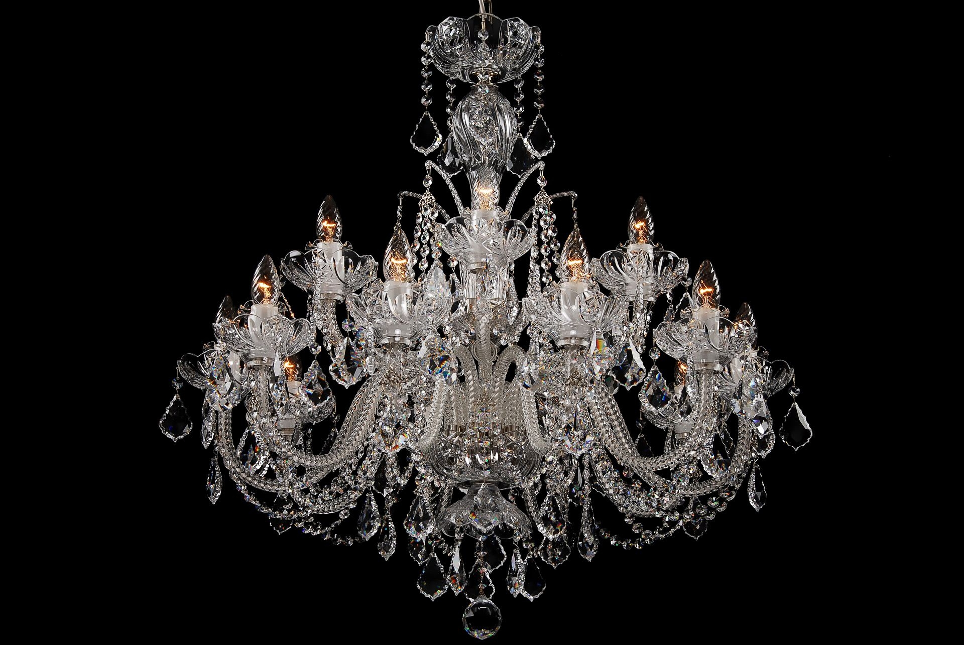 Luxury Home Designs European Luxury Chandeliers Gold Crystal Pertaining To Crystal Gold Chandeliers (Image 20 of 25)