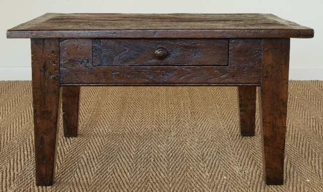Magnificent Best Antique Rustic Coffee Tables Intended For Coffee Table Small Rustic Coffee Table Great Plans Rustic White (Image 39 of 50)