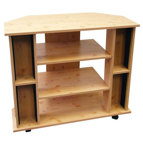 Magnificent Best Corner TV Stands In Amazon Ore International R556na Corner Tv Stand Natural Color (Image 32 of 50)
