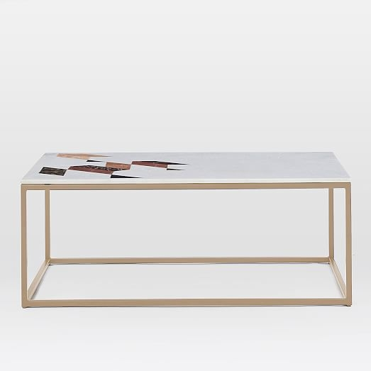 Magnificent Best Marble Coffee Tables Throughout Indian Marble Coffee Table West Elm (View 34 of 50)