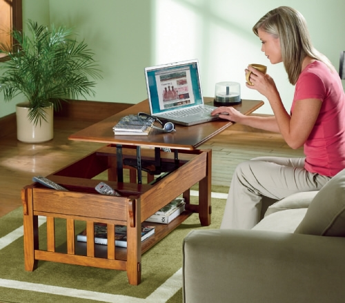 Magnificent Best Rising Coffee Tables In Rising Coffee Table Medium Size Of Daytona Coffee Table With (Image 34 of 50)